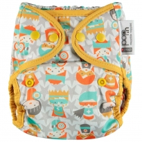Pop-in Popper Bliss Superhero Nappy