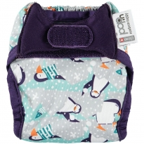 Pop-in Newborn Nappy Winter Penguin