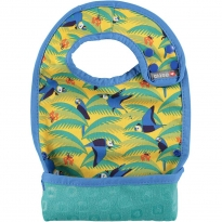 Pop-in Parrot Stage 2 Bib