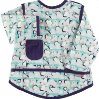 Pop-in Penguin Stage 4 Coverall Bibs
