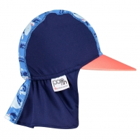 Pop-In Sun Hat Whale