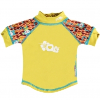 Pop-In Rash Vest Monkey
