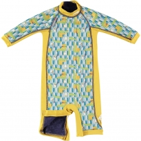 Pop-In Toddler Snug Swim Suit Crocodile