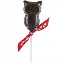 Cocoa Loco Dark Chocolate Owl 26g