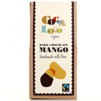 Cocoa Loco Dark Chocolate Mango 110g