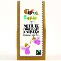 Cocoa Loco Milk Chocolate Fairies 100g