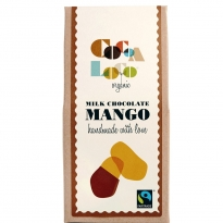 Cocoa Loco Milk Chocolate Mango 110g
