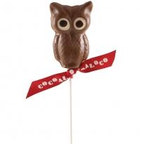 Cocoa Loco Milk Chocolate Owl 26g
