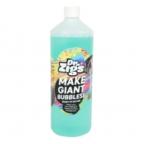 Dr Zigs Ready To Go Bubble Mix 1 ltr