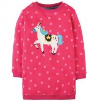 Frugi Pony Eloise Jumper Dress