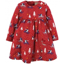 Frugi Penguin Play Tess Twirly Dress