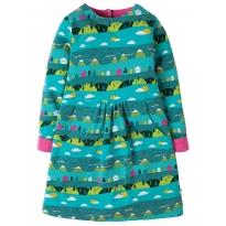 Frugi Alpine Town Lulu Dress