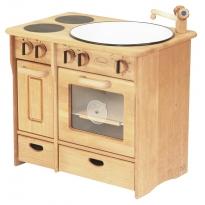 Drewart Natural Cooker & Sink