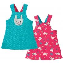 Frugi Bunny Rio Reversible Dress
