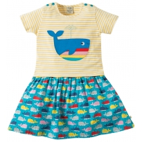 Frugi A Whale Of A Time Laura Dress