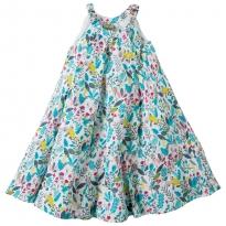 Frugi Birdy Tabitha Trapeze Dress