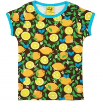 DUNS Adult Lemon SS Top