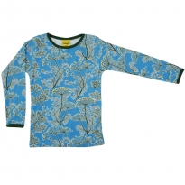 DUNS Adult Blue Dill LS Top