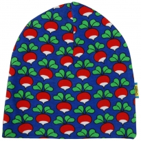 DUNS Dark Blue Radish Double Layer Hat