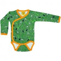 DUNS Green Snowdrop LS Kimono Body