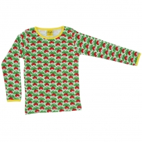 DUNS Green Radish LS Top