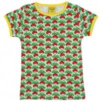 DUNS Green Radish SS Top