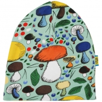DUNS Jade Mushroom Forest Double Layer Hat