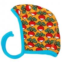 DUNS Mustard Radish Baby Bonnet