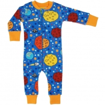DUNS Blue Lost In Space LS Zip Suit
