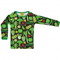 DUNS Adult Eat Your Greens LS Top