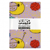 DUNS Man On The Moon Single Bedding Set
