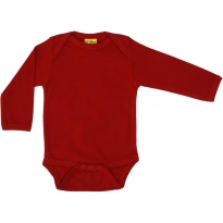 DUNS Pompeian Red Lapneck LS Body