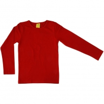 DUNS Pompeian Red LS Top