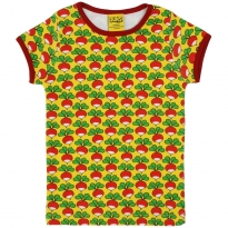 DUNS Yellow Radish SS Top