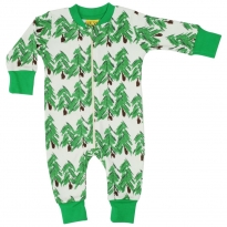 DUNS Pine LS Zip Suit