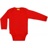DUNS Red Long Sleeve Body