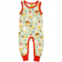 DUNS Ice Cream Pistage Dungarees