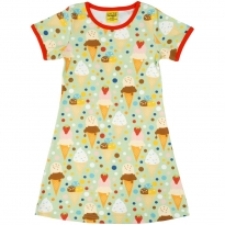 DUNS Ice Cream Pistage SS Dress