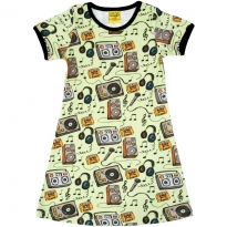 DUNS Music SS Dress