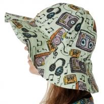 DUNS Music Sun Hat