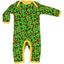 DUNS Wild Strawberries Lap Neck LS Suit