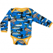 DUNS Blue Duck Pond LS Body