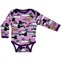 DUNS Violet Duck Pond LS Body