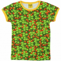 DUNS Adult Wild Strawberries SS Top