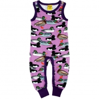 DUNS Violet Duck Pond Dungarees