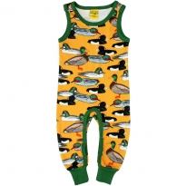 DUNS Mustard Duck Pond Dungarees