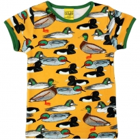DUNS Mustard Duck Pond SS Top