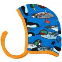 DUNS Blue Duck Pond Baby Bonnet