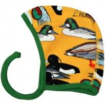 DUNS Mustard Duck Pond Baby Bonnet