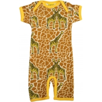 Duns Sweden Summer Suit - Giraffe